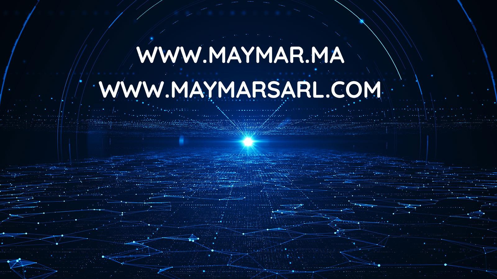 Hébergement Web + Nom de Domaine Maymar