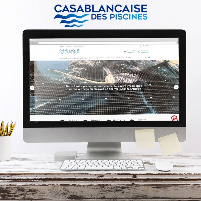 Client Casablancaise des Piscines